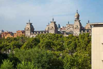 New rented apartments for sale in the centre of Barcelona